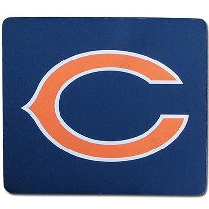 Amazon.com  NFL Chicago Bears Neoprene Mouse Pad  Sports   Outdoors ffc34328463