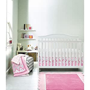 Circo Baby Girl Bedding Set
