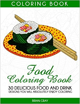 cocktails adult coloring book simple large print one sided cocktail designs for men and women