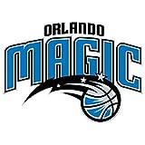 OMA03PR - Orlando Magic NBA Happy Feet Baby Slippers