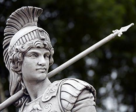 Grande statua Centurione - Campo di attività per il giardino o ...