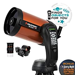 The best telescope is the one used often to enjoy the beauty and intrigue of the night sky. For those searching for telescopes for astronomy beginners that are infused with the latest computer technology, Celestron's NexStar 8SE Schmidt-Casse...