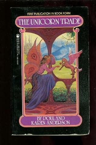 book cover of The Unicorn Trade