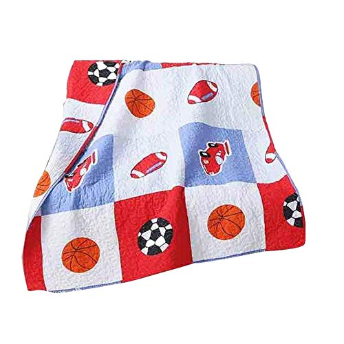 Best baseball quilts for toddler for 2019