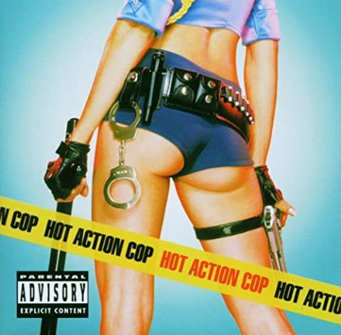 Hot Action Cop - Action Cd