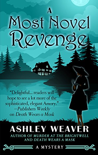 Download A Most Novel Revenge (Thorndike Press Large Print Mystery Series) PDF