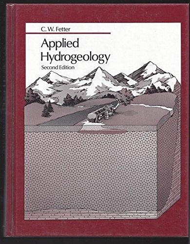 applied hydrogeology fetter 4th edition pdf