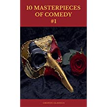 10 MASTERPIECES  OF COMEDY #1 (Cronos Classics)