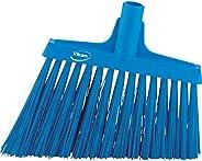"Vikan 29143 Heavy Duty Sweep Floor Broom Head, PET Bristle, Polypropylene Block, 11"","