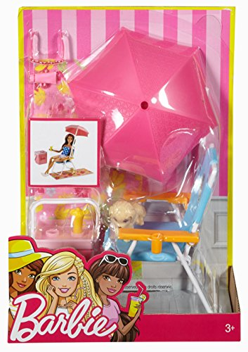 Barbie Beach Picnic Furniture Amp Accessory Set Playset Toys