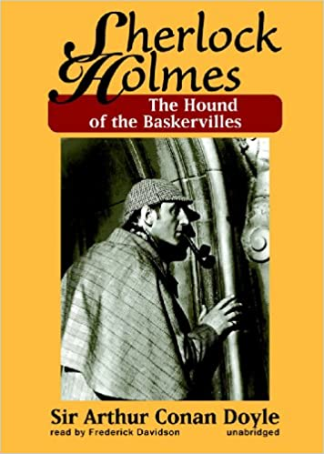 The hound of the baskervilles: color illustrated, formatted for e.