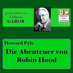 Die Abenteuer von Robin Hood Hörbuch