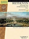 Beethoven - Fur Elise and Other Bagatelles (Hal Leonard Piano Library)