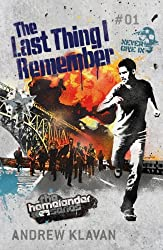 The Last Thing I Remember: The Homelander Series