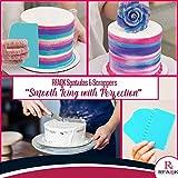 35PCs Cake Turntable and Leveler-Rotating Cake