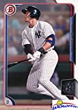 Aaron Judge 2015 Bowman Draft #150 Baseball Card in Mint Condition in Ultra Pro Top Loader! Awesome Rookie Card of New York Yankees Young Superstar ! Wowzzer!