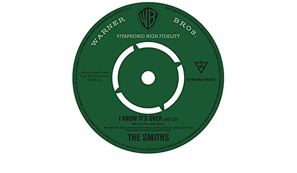 I Know Its Over (Live) by The Smiths on Amazon Music ...