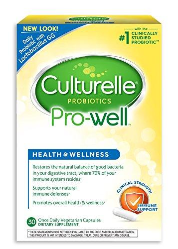 Culturelle Probiotic Supplement Probiotic%E2%80%A0 Vegetarian