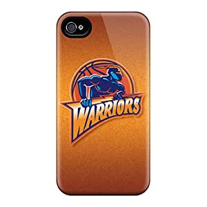 PhilHolmes Iphone 6 Anti-Scratch Cell-phone Hard Covers Allow Personal Design High-definition Golden State Warriors Pattern [sGC7923bAwR]