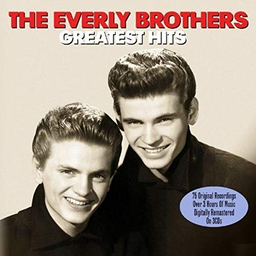 Greatest Hits - The Everly - Dvd Everly Brothers