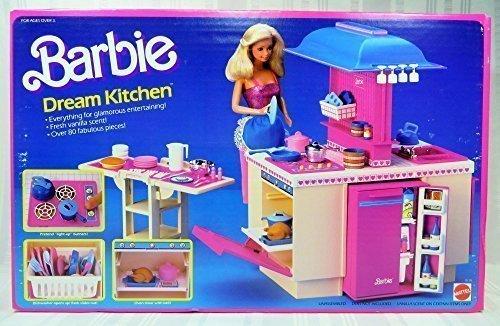 1984 Barbie Dream Kitchen Set No. 9119