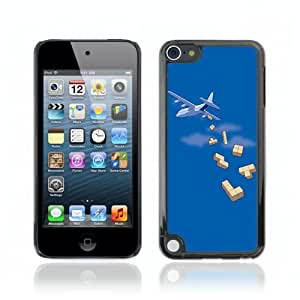 Designer Depo Hard Protection Case for Apple iPod Touch 5 / Tetris