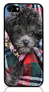 Cute Dog Hard Case for Apple iPhone 5/5S ( Sugar Skull )