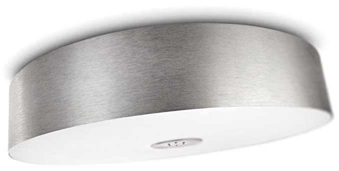 Philips ecomoods 403404816 drum 2gx13 ceiling light aluminium philips ecomoods 403404816 drum 2gx13 ceiling light aluminium aloadofball Image collections
