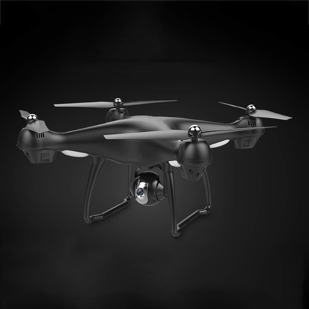 alta calidad general 1080p Drone GPS Profesional de de de fotografía aérea 4k de Alta definición Larga batería Exterior de Cuatro Ejes Aviones de Control Remoto - rojo -1080P negro  ganancia cero