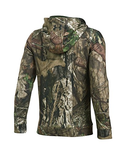 Under Armour Boys' Icon Camo Hoodie, Mossy Oak Open Count (278), Youth X-Large (Hunting Gear For Boys compare prices)