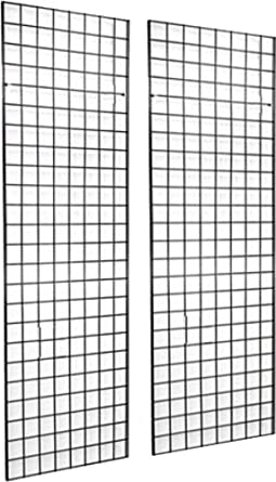 Amazon.com: 3-Pack Wire Grid Panel Display, 2 x 6 ft - 3\