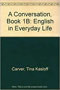 a conversation book 1 english in everyday life pdf