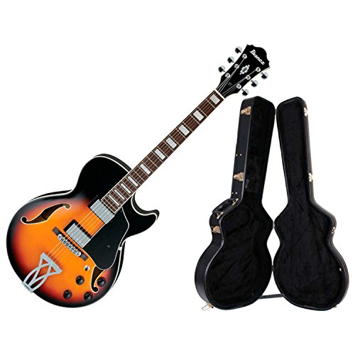 Ibanez AG75 Artcore Electric Guitar (Brown Sunburst) for sale  Delivered anywhere in USA