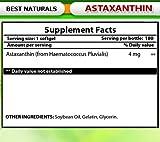 Best Naturals Astaxanthin 4 mg 180 Softgels Discount