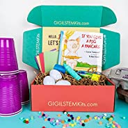 GIGIL STEM Subscription Box for Kids - 8 to 11 Years Old - 5 STEM Activities