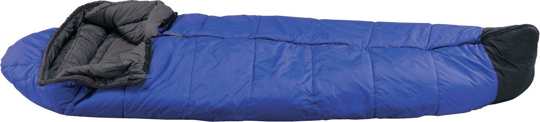 イスカ(ISUKA) 寝袋 スノートレック 1300 ロイヤルブルー (最低使用温度-10度)