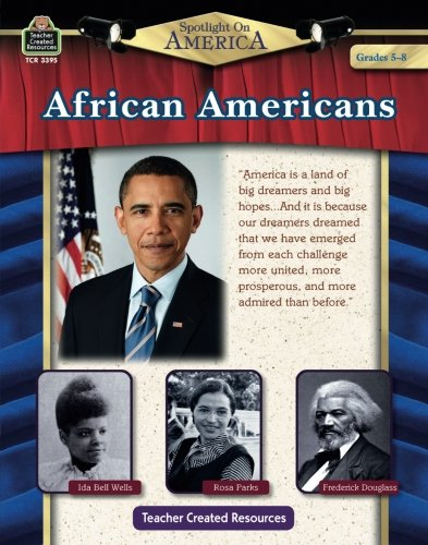 Search : Spotlight On America: African Americans Grd 5-8