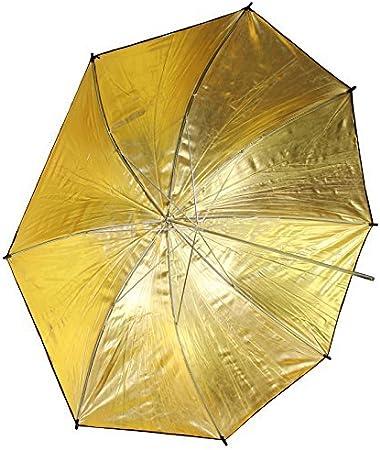 Silver//Black BlueDot Trading 83cm- 33 Photo Lighting Umbrella Large Double Layered