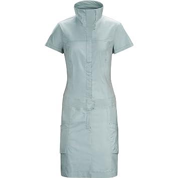 42961b9c0ee741 Arc teryx Blasa Dress Women Rishi Größe W36 L32 2017 Kleid  Amazon ...