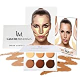 Cream Contour Kit - Premium Contouring Foundation, Concealer and Contour Palette for Most Flawless Look