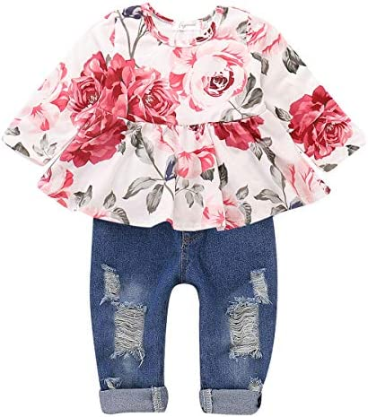 CARETOO Clothes Outfits Floral Sleeve product image