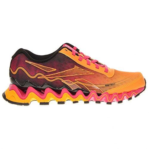 Reebok Womens Running Shoes V53996 Zigultra Orange Synthetic Orange fEIikP