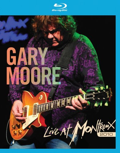 Blu-ray : Gary Moore - Live at Montreux 2010 (Blu-ray)