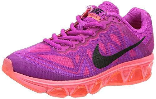 Nike Womens Air Max Tailwind 7 Running Shoe, Purpur, 37.5 EU/4 UK