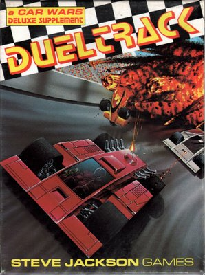 Dueltrack: A Supercharged Car Wars Supplement [BOX SET]