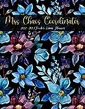 Mrs Chaos Coordinator Teacher Lesson Planner July