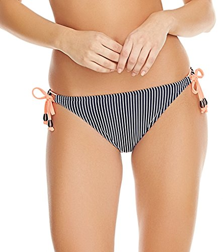 Side Tie Rio Bikini Swimsuit - Freya Horizon Rio Tie-Side Bikini Bottom, S, Slate