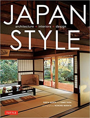 Japan Style: Architecture Interiors Design: Amazon.de: Kimie Tada ...