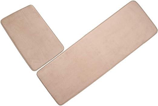 Large Microfibre Memory Foam Bathroom Shower Bath Mat Anti Non Slip 40x60cm