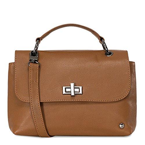 Desiderio bolsa DEC170526 clásico Aimee, coñac